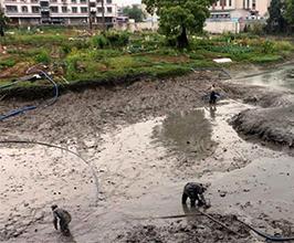 河道湖泊清淤疏浚