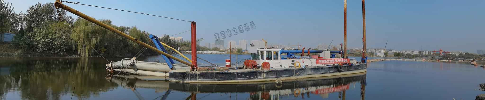 江河湖库清淤