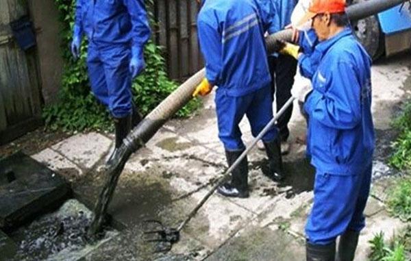 污水抽取转运