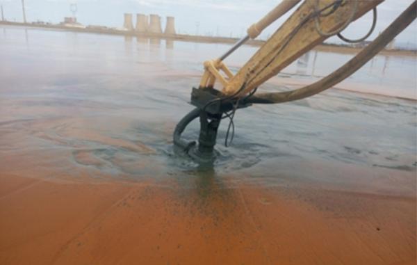 水库水下清淤